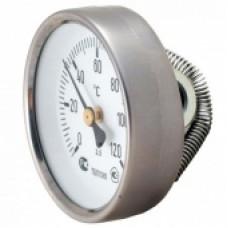 Термометр с защелкой ТБП63/Тр 50 0-120*