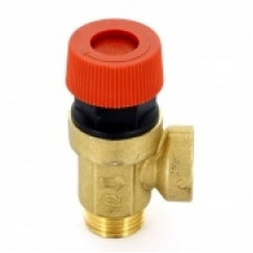 Предохранительный клапан 1/2 3bar(аналог Fondital)